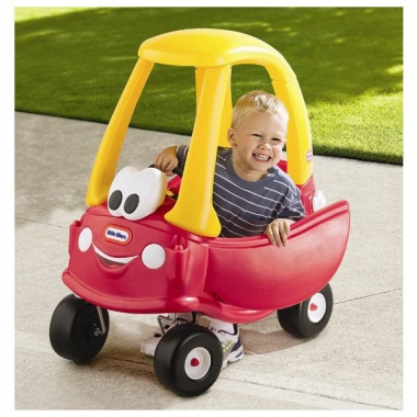 Машинка-каталка Little Tikes Cozy Coupe Red